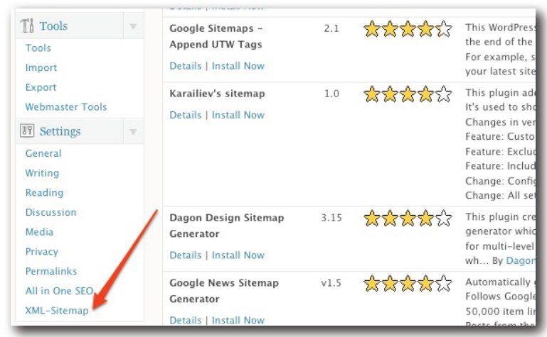 2 - Come creare e configurare la sitemap dal lato SEO nel tuo blog Wordpress