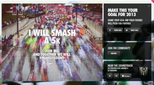 5k makeitcount original 300x167 - Il primo video interattivo su Youtube di Nike: realizza i tuoi propositi con #makeitcount