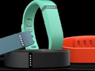 Fit1 320x240 - Misura la tua attività fisica con semplicità grazie a Flex il braccialeto appena lanciato da Fitbit