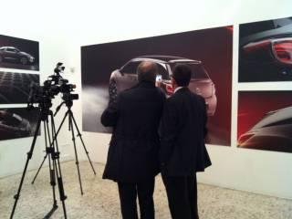 IMG 0002 320x240 - [FOTOGALLERY] CITROËN DS3 Cabrio L'Uomo Vogue sarà battuta all'asta a favore di Women Create Life