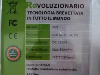 test revita rv2 assodigitale 2 320x240 - Caricabatterie Universale ReVita: ANCHE PER BATTERIE TRADIZIONALI!