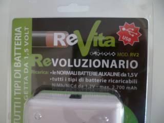 test revita rv2 assodigitale 3 320x240 - Caricabatterie Universale ReVita: ANCHE PER BATTERIE TRADIZIONALI!