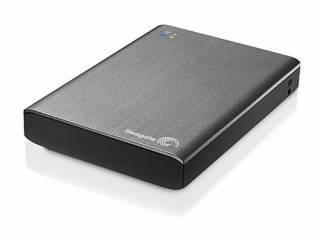 wireless plus left 500x500 320x240 - Wireless device storage Seagate Lancia la Streaming Media Solution