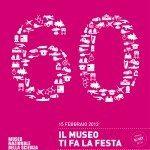 60anniMuseo 150x150 - Il Museo della Scienza e della Tecnica festeggia i suoi 60 anni offrendo una giornata gratuita con un programma di attività speciali