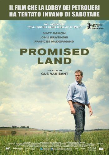 Promised Land_locandina