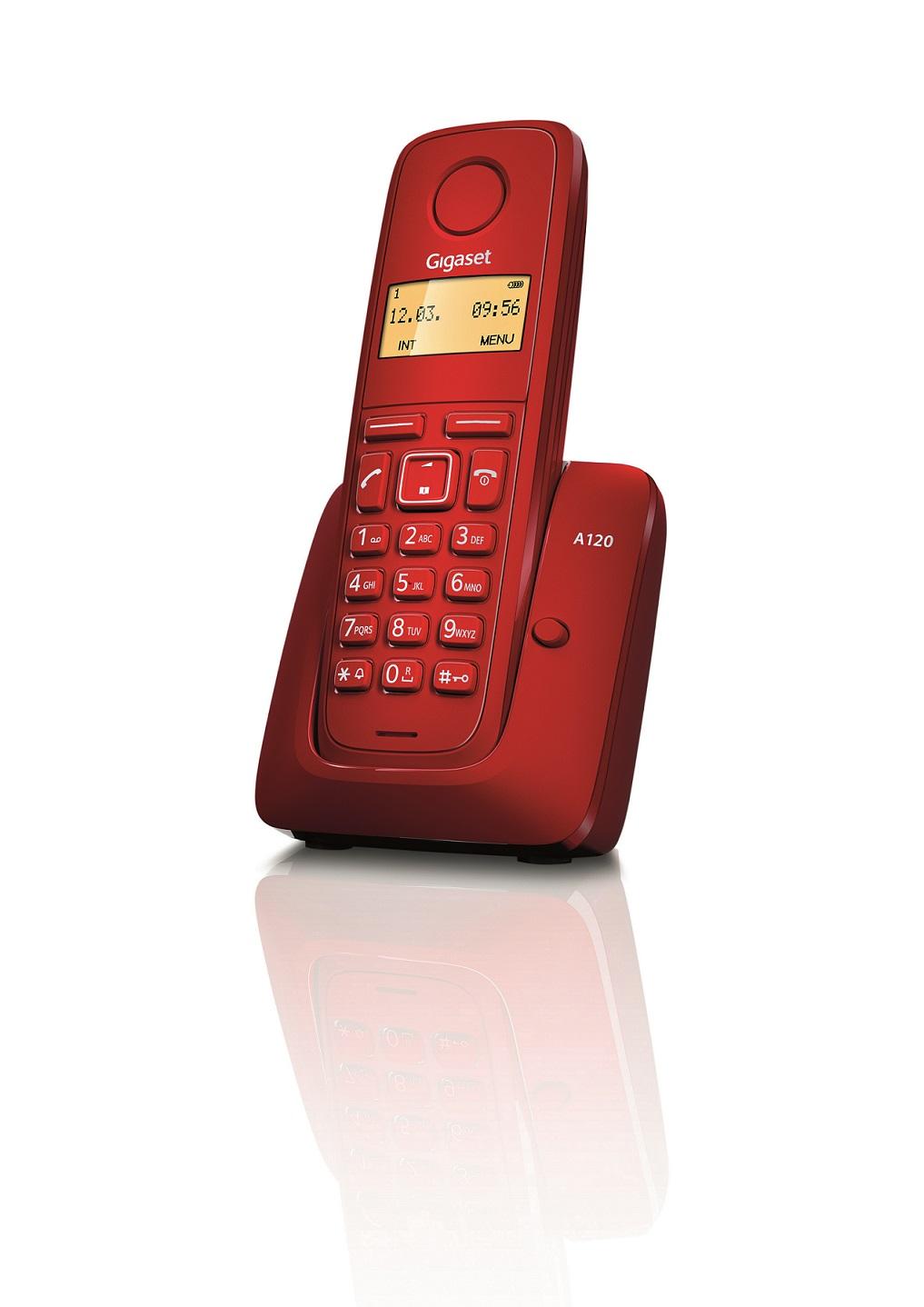 Il telefono cordless a basso costo per la line fissa di for Basso costo per costruire piani di casa