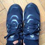 ADIDAS ENERGY BOOST UNBOXING E PRIMO RUNNING TEST SCARPE DA CORSA LEGGERE CON SOSTEGNO PER PRONATORI AL PARCO RAVIZZA DI MILANO 56 150x150 - [FOTOGALLERY] Adidas Energy #Boost UNBOXING della nuova scarpa da running