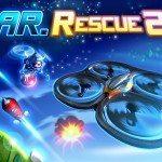 AR.Rescue2 1 150x150 - Giochi telecomandati da smartphone arriva AR.Race 2 e AR.Rescue 2: Sfida la community dei piloti di Parrot AR.Drone