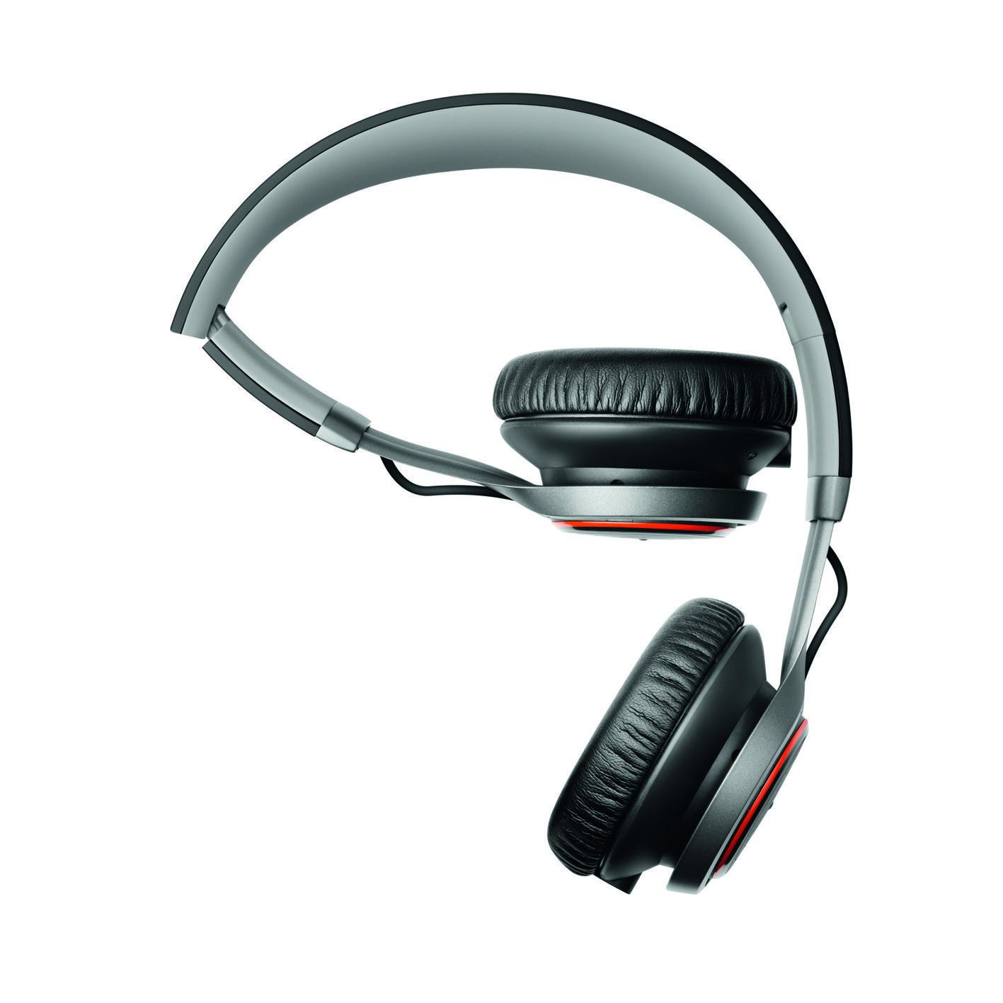 Jabra Revo wireless Black 02 - Tra le migliori cuffie Bluethooth con audio di qualità per ascoltare musica in libertà arrivano le Jabra Revo