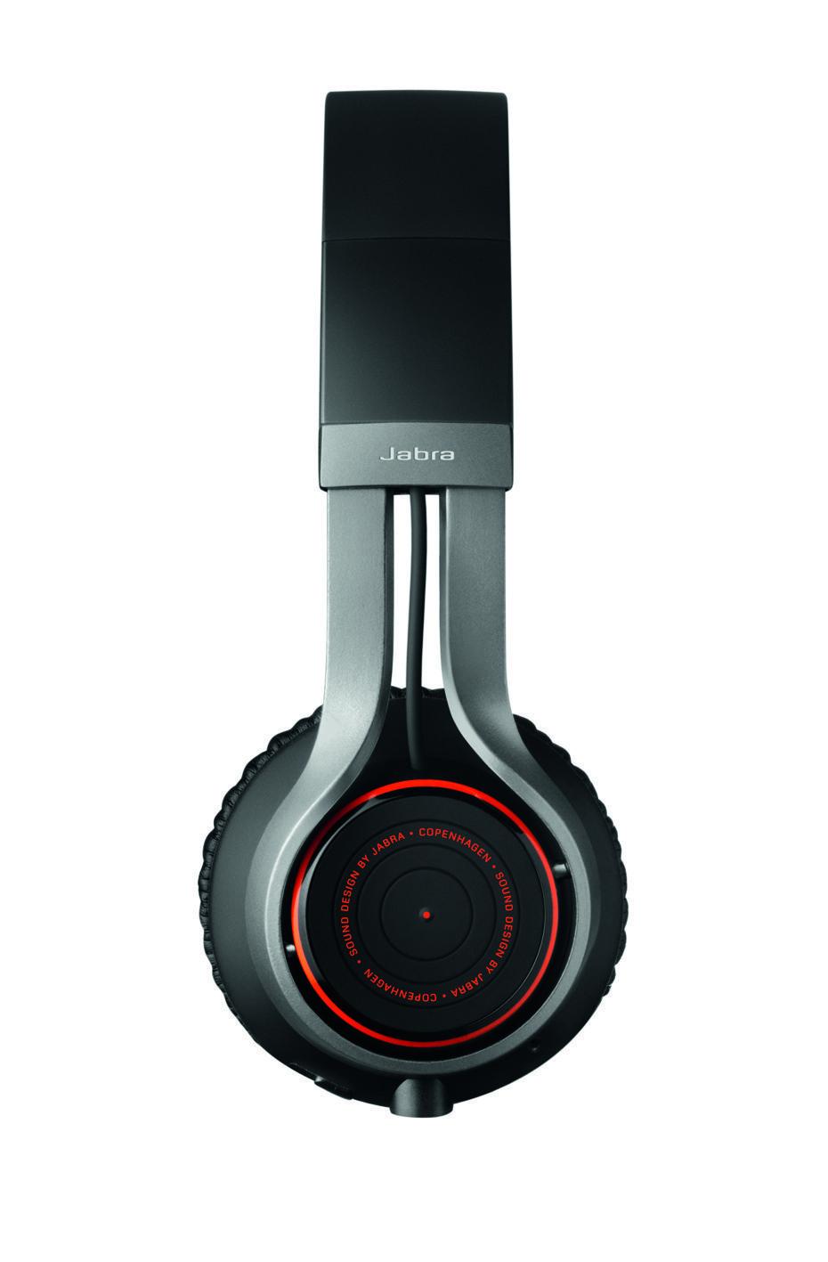 Jabra Revo wireless Black 03 - Tra le migliori cuffie Bluethooth con audio di qualità per ascoltare musica in libertà arrivano le Jabra Revo