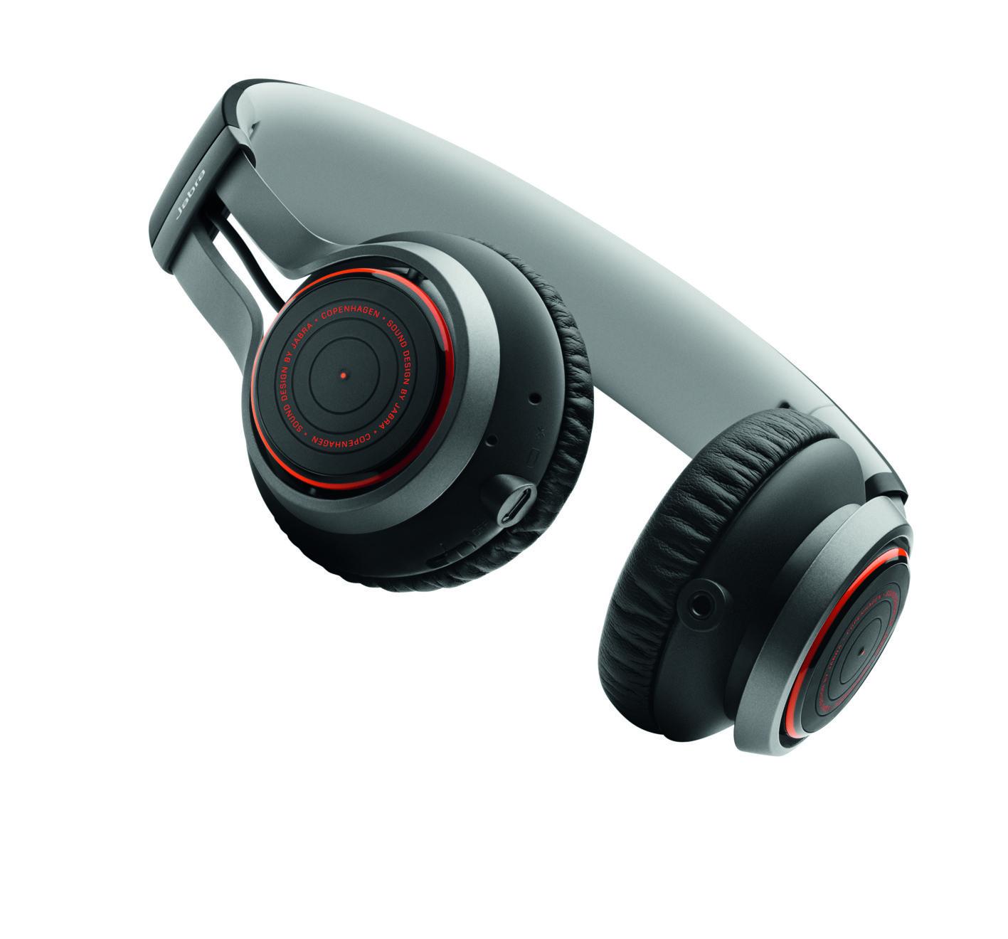 Jabra Revo wireless Black 05 - Tra le migliori cuffie Bluethooth con audio di qualità per ascoltare musica in libertà arrivano le Jabra Revo