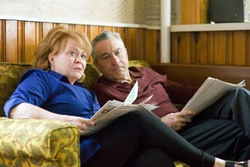 Silver Linings Playbook Jackie Weaver e Robert De Niro - Il lato positivo - Silver Linings Playbook_La recensione del film di David O. Russell che ha fatto vincere l'Oscar 2013 come Miglior Attrice Protagonista a Jennifer Lawrence