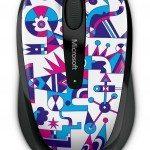 """WMM3500 Lyon STop FY13 150x150 - Il mouse più bello e decorato: Microsoft rinnova l'appuntamento con le """"edizioni d'artista"""" del Wireless Mobile Mouse 3500"""