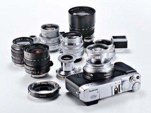 fujifilm x e1 family t 300x225 - Il premio per il design delle macchine fotografiche digitali: Tripla vittoria per Fujifilm al RedDot Design Awards 2013