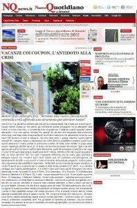 nuovo quotidiano 198x300 - Le migliori offerte speciali per gli hotel arrivano con un coupon