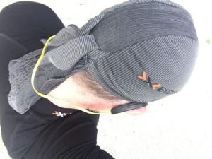 Auricolare stereo Jabra SPORT Bluetooth® da Running corsa ciclismo e sport allaperto unboxing e prima prova su strada durante una giornata piovosa utilizzo anche come radio stereo fm entrocontenuta test drive relizzata da michele ficara 60 300x225 - I migliori auricolari bluetooth wireless per il running, la prova di Jabra Sport