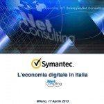 Ricerca Net Consulting Sulleconomia Digitale in Italia ssss 0000 150x150 - L'Internet Security Threat Report di Symantec rivela un aumento del cyber-spionaggio e che gli attacchi verso le piccole imprese sono triplicati