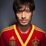 david silva alla presentazione della nuova maglia della spagna 150x150 - La nuova maglia della Spagna: Adidas svela (alcune) tecnologie per la Confederations Cup 2013