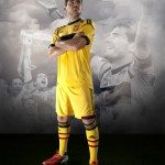 il capitano della spagna iker casillas alla presentazione della nuova maglia della spagna 150x150 - La nuova maglia della Spagna: Adidas svela (alcune) tecnologie per la Confederations Cup 2013