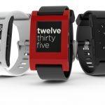 pebble 150x150 - Orologi connessi al nostro Smartphone: Smartwatch arriva Pebble, ultima frontiera della tecnologia finanziata dal Crowdfunding di Kickstarter.