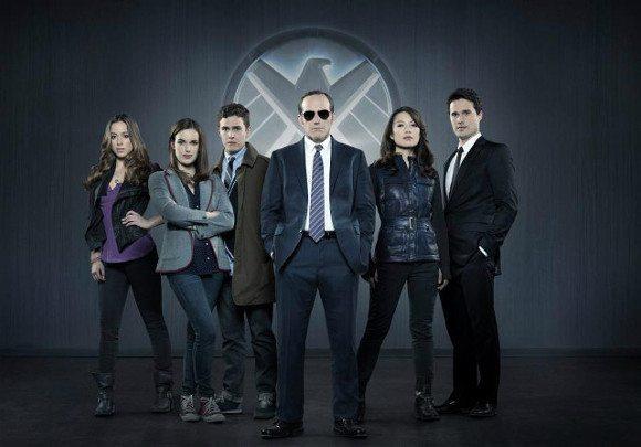 Marvel.Agents.of .SHIELD cast1 - Primo trailer per Marvel's Agents of S.H.I.E.L.D., la serie televisiva targata Marvel
