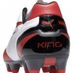 il tallone rinforzato delle PUMA King FG 150x150 - Le migliori scarpe da calcio per portieri: ecco Puma King, la scarpa di Buffon