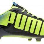 la Puma evoSPEED 1.2 FG sarà la prima con la scritta Puma sulla scarpa 150x150 - La scarpa da calcio di Sergio Agüero, Verratti e Falcao: Puma presenta le nuove evoSPEED 1.2