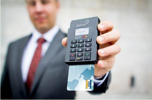 payleven 1 - Il POS mobile per fare transazioni ed accettare pagamenti con carte di credito per privati grazie. Payleven