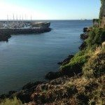 RUNNING IN CASCAIS NEAR LISBOA Lisbona ATLANTIC OCEAN SEA INTERNATIONAL PRESENTATION OF NEW CITROEN C4 PICASSO RUN CORSA TEST WITH BROOKS PURE NIKE FUEL BAND XBIONIC SOCKS XBS PERFORMANCE SALOMON EXO 14 150x150 - Correre (TRAIL RUNNING) in Portogallo, un meraviglioso tracciato di 10km a Cascais vicino a Lisbona