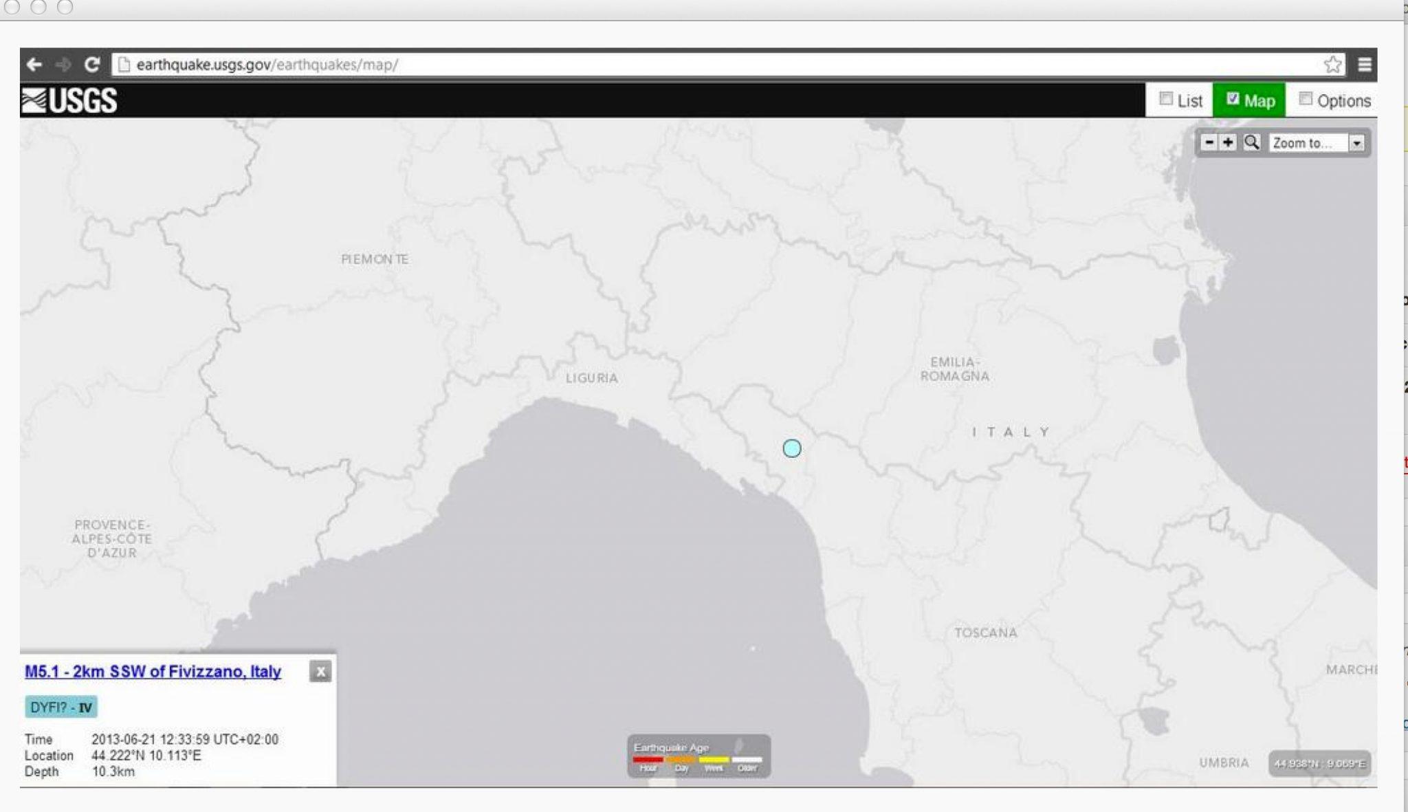 epicentro terremoto centro nord italia - #terremoto nel nord e centro italia, su twitter continuano gli aggiornamenti in tempo reale