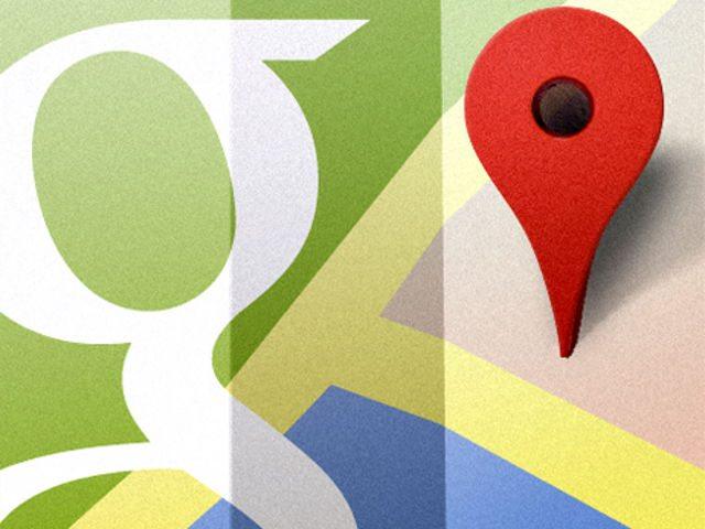 le nuove mappe di Google