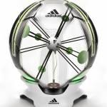 la nuova palla smart delladidas con i sensori 150x150 - Il pallone da calcio più tecnologico: Adidas svela la sua SMART Ball