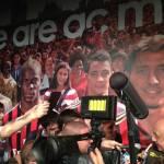 Nella location del Byblos di Milano adidas ed A.C. Milan hanno presentato ufficialmente la nuova maglia della stagione 20132014 11 150x150 - La Nuova Maglia del Milan realizzata da Adidas della stagione 2003/2014: le caratteristiche tecniche ed il nuovo claim #weareacmilan