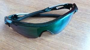 gli oakley radarlock 300x169 - I migliori occhiali da sole sportivi: unboxing di Oakley Radarlock del Tour de France.