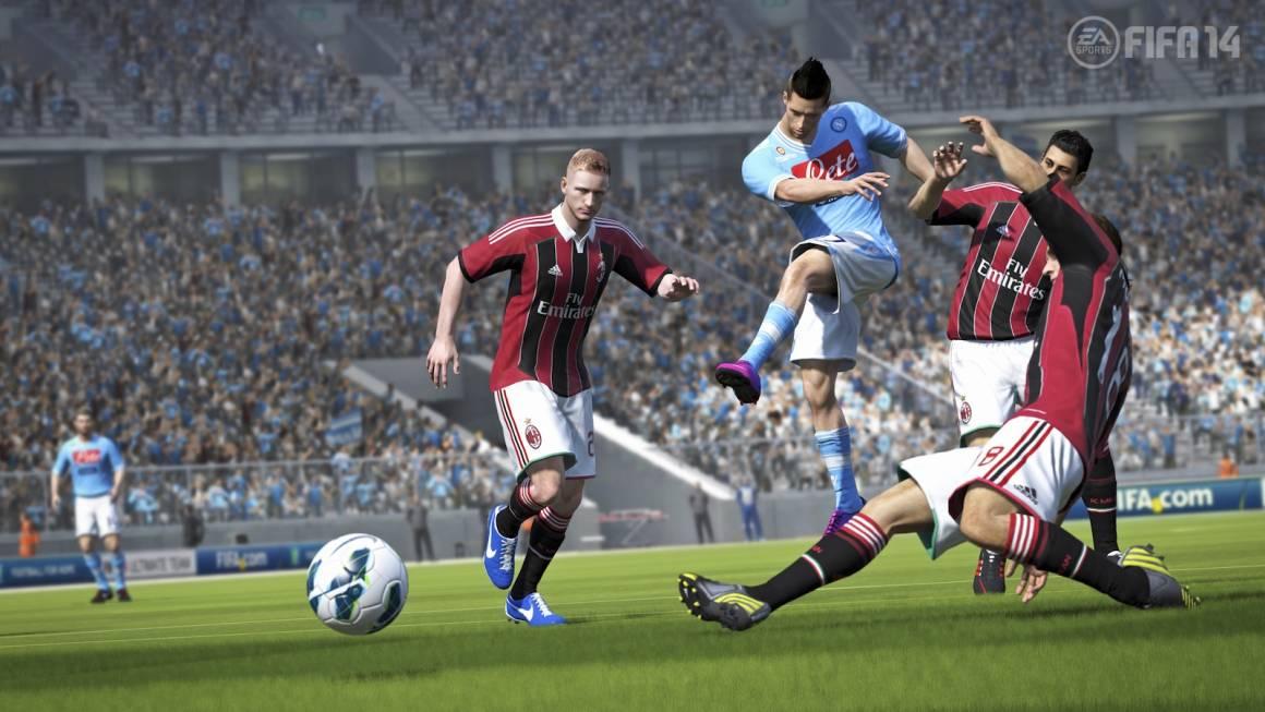 Inizia il tuo campionato con FIFA 2014