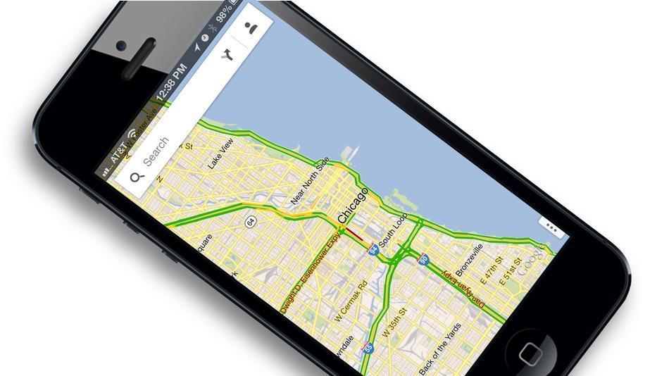 google maps for iOS - Google Maps da oggi puoi condividere la tua posizione con gli amici