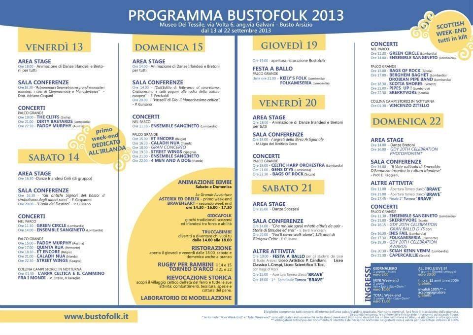 20130911 190620 - Dal 13 al 22 settembre 2013 Bustofolk 2013 UN VIAGGIO TRA MAGICO E REALE il Festival delle tradizioni celtiche