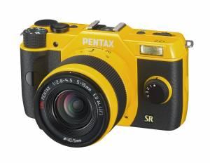 Pentax Q7 yellow 001 RID 300x232 - Nuova Pentax Q7, compatta con ottiche intercambiabili