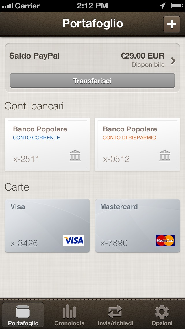 Wallet 1136 - La nuova App PayPal per i pagamenti sicuri via mobile è già disponibile per iPhone e Android