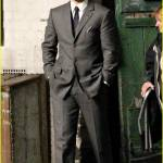 henry cavill suits up on man from uncle set 02 150x150 - Un elegante Henry Cavill nelle prime foto dal set di The Man from U.N.C.L.E.