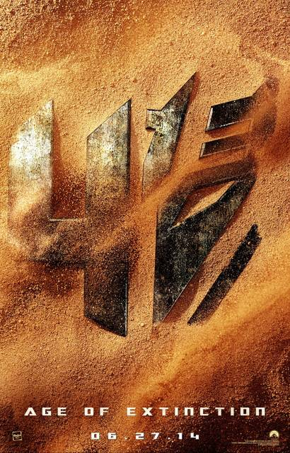 transformers 4 teaser poster usa mid - UFFICIALE: Il titolo di Transformers 4 sarà Transformers: Age Of Extinction