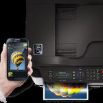 SAMSUNG C460FW AMBIENTATA6 150x150 - Samsung porta in Italia  le prime stampanti al mondo con tecnologia NFC