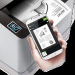 SAMSUNG M2022W AMBIENTATA5 150x150 - Samsung porta in Italia  le prime stampanti al mondo con tecnologia NFC