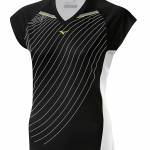 Drylite Premium Tee W  Black White 150x150 - Da Mizuno arriva Drylite Premium Collection.