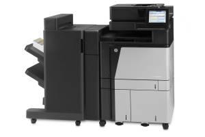 HP Color LaserJet Enterprise flow MFP M880, M880, A2W75A, A2W76A D7P71A