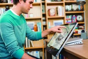 HP ENVY Recline 300x200 - I nuovi prodotti HP: speciale Tablet, convertibili e All in One touch