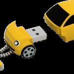 fiat 500 yellow 3 4 chaine open 150x150 - La nuova fiat 500 diventa una splendida chiavetta  USB ecco Fiat Flash Drive 2.0