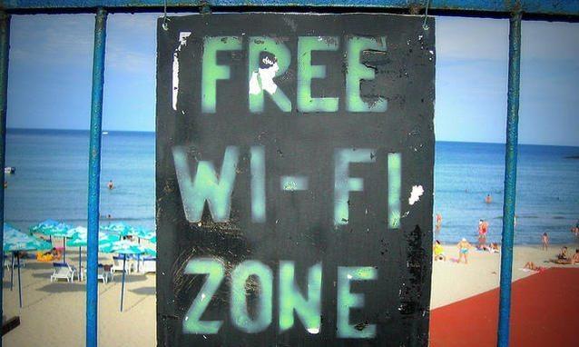 Connessione WiFi HotSpot pubblici e gratis ora si fa sul serio ma non in Italia succede a San Francisco - Reti WIFI non sicure: olimpiadi 2016 a rischio hacker?