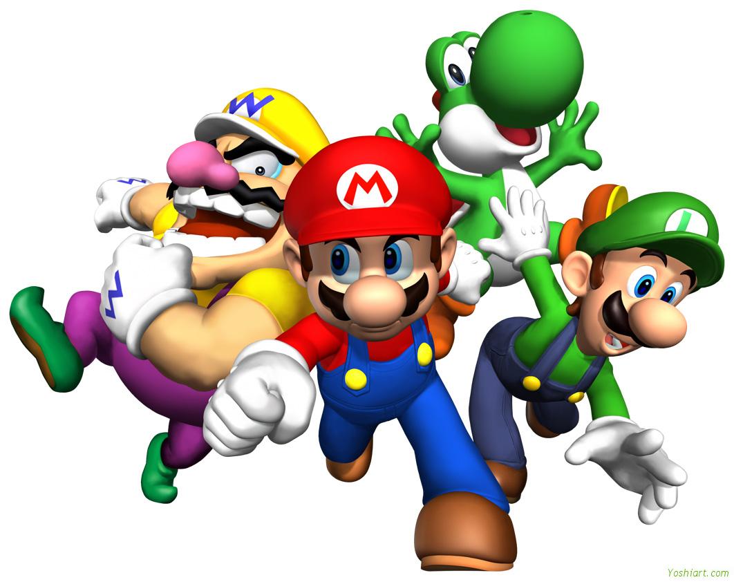super mario - 30 anni, tanti auguri Super Mario!