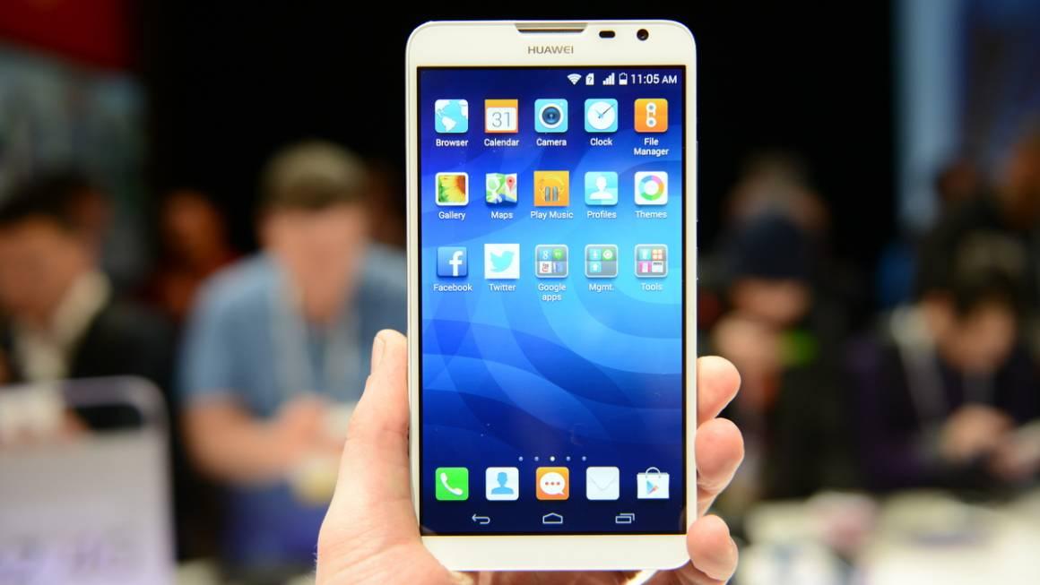 La batteria PIU grande al mondo al CES2014 dentro Ascend Mate2 Huawei Phablet 1160x653 - Crescono le conversioni da Android a iOS